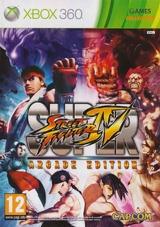 Super Street Fighter 4 – Arcade Edition (Xbox 360/Xbox One) Б/у-thumb