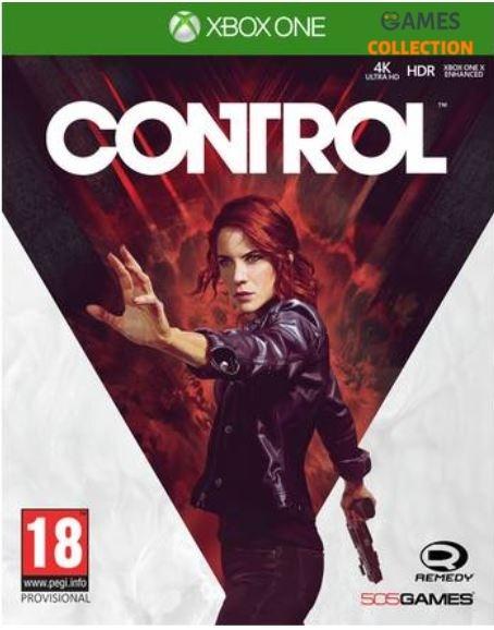 Control (XBox One)-thumb