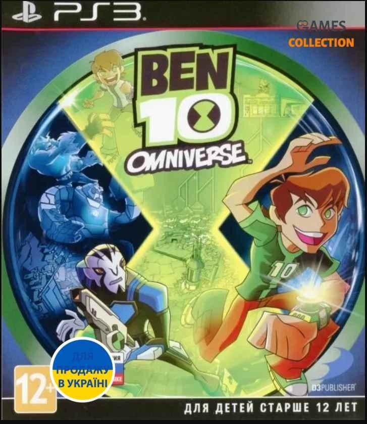 Ben 10 Omniverse (PS3)-thumb