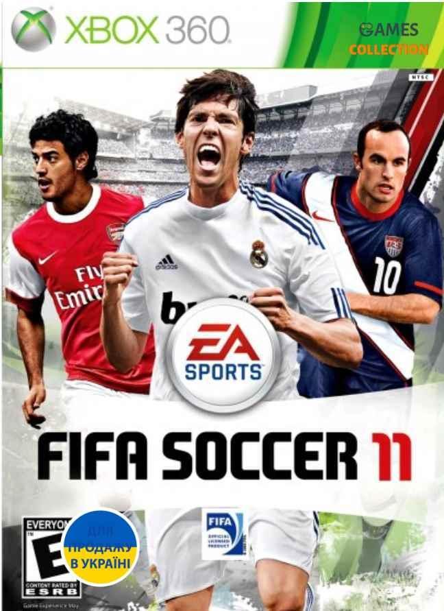 FIFA 11 (XBox 360) Лицензионный-thumb