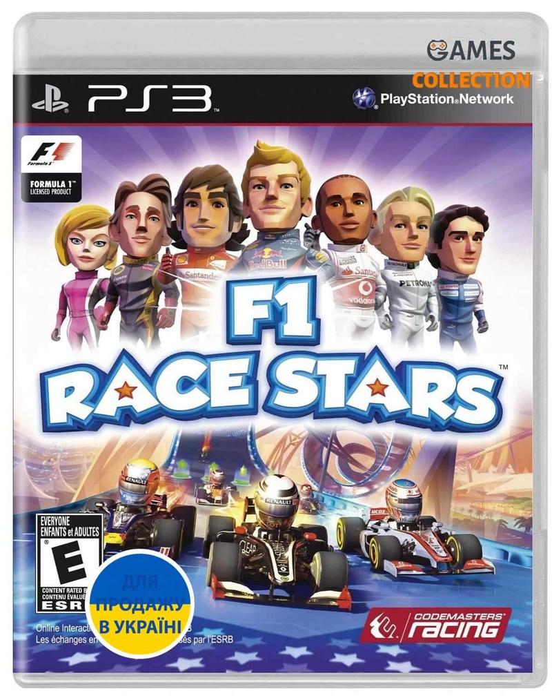 F1 RACE STARS (PS3)-thumb