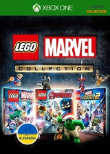 LEGO Marvel Collection (XBox One)-thumb