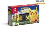Nintendo Switch Pikachu&Eevee Limited Edition+Poke Ball Plus+игра Pokemon: Let's Go Pikachu-thumb