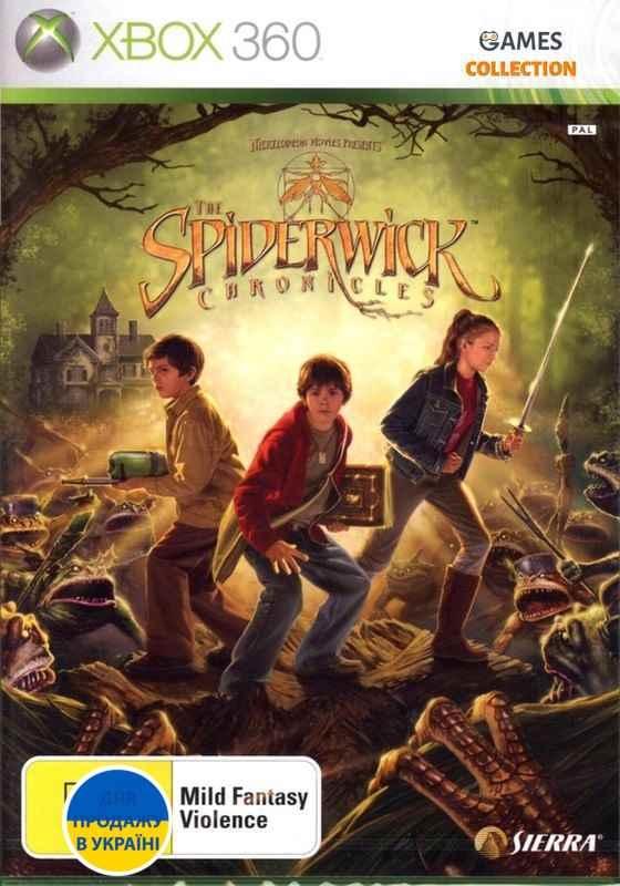 Spiderwick Chronicles (XBOX360) Б/у-thumb