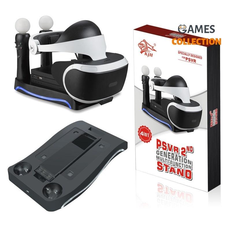 Стенд для PS4VR второго поколения 4-в-1-thumb