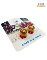 Стики для джойстика PS5/PS4 Высокие Iron Man-thumb