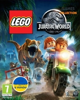 LEGO Jurassic World (PC) КЛЮЧ-thumb