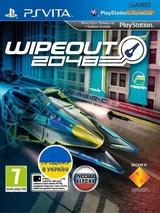 WipEout 2048 (PS Vita)-thumb