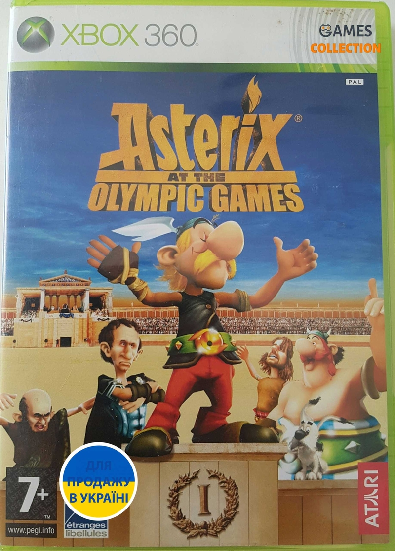 Asterix At The Olympic Games (XBOX360)-thumb