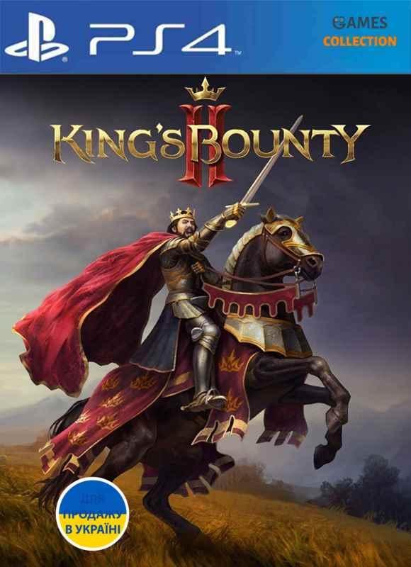 King's Bounty II (PS4)-thumb