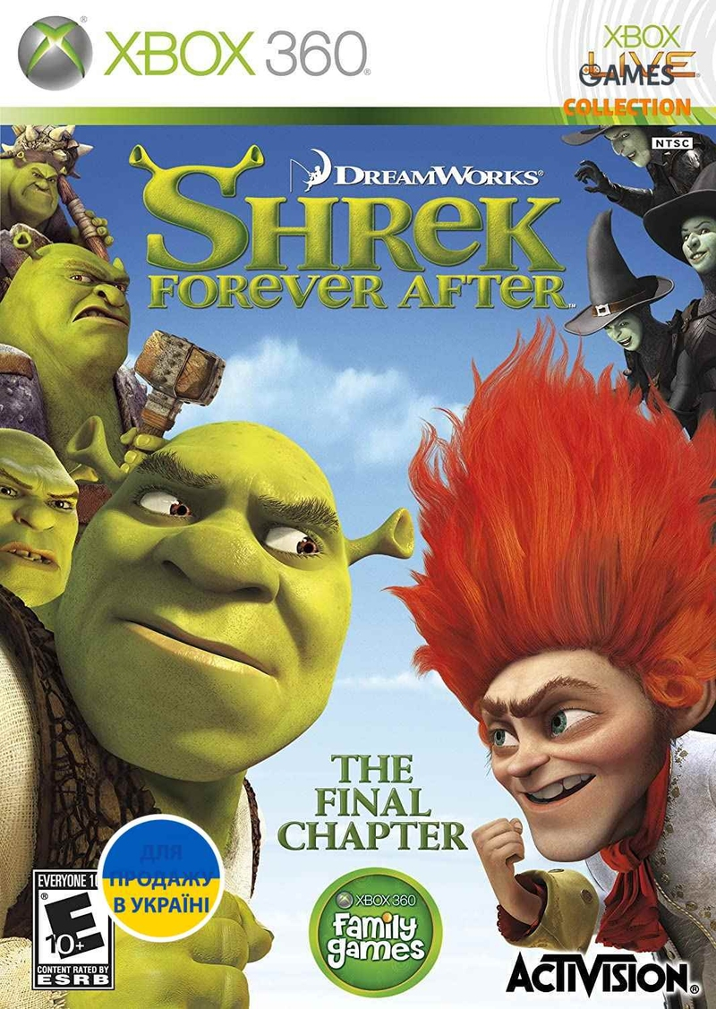 Shrek: Forever After (XBOX360)-thumb