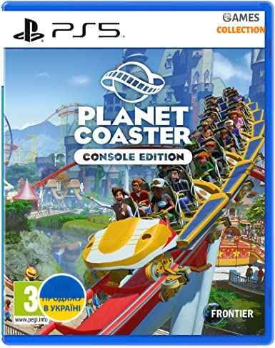 Planet Coaster: Console Edition (PS5)-thumb