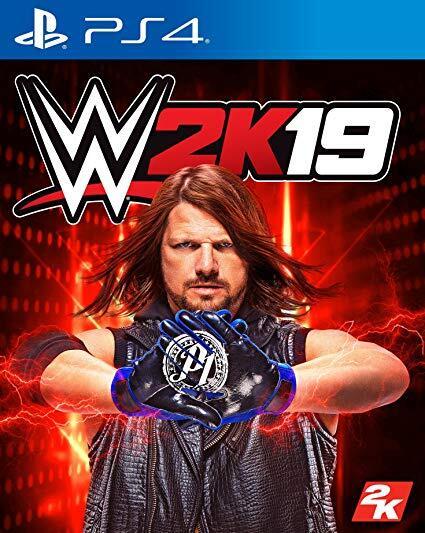 WWE 2K19 (PS4)-thumb