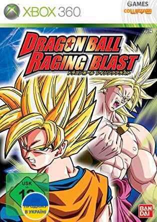 Dragon Ball: Raging Blast(XBOX360)-thumb