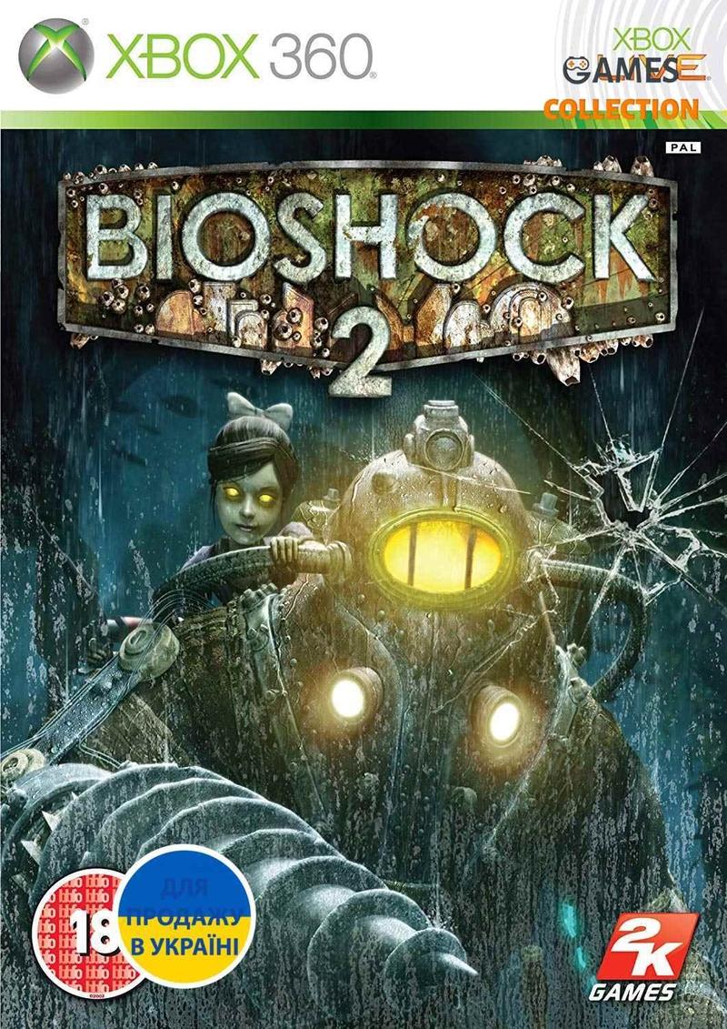 Bioshock 2 (Xbox 360)-thumb