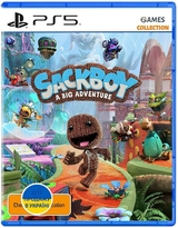 Sackboy: A Big Adventure (PS5)-thumb