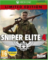 Sniper Elite 4 Limited ed. (Xbox one)-thumb