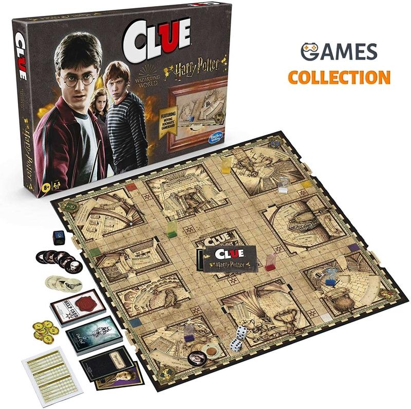 Настольная игра Clue (Harry Potter)-thumb