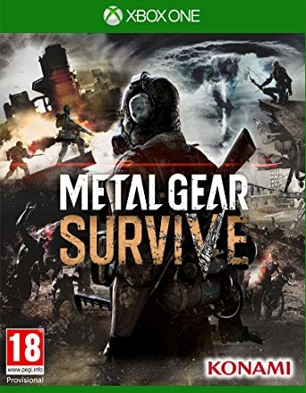 Metal Gear Survive (Xbox One)-thumb
