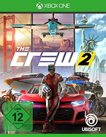 The Crew 2 (Xbox One)-thumb