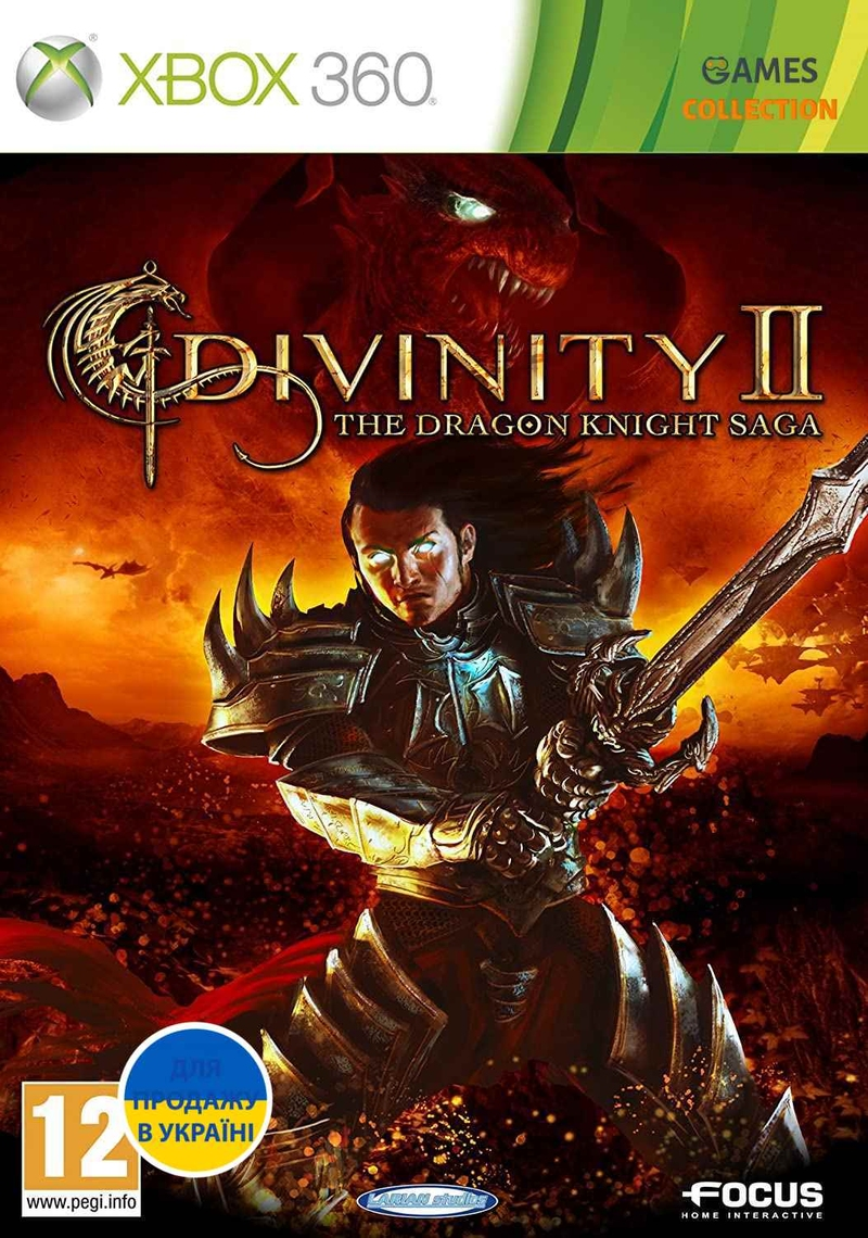 Divinity II: The Dragon Knight Saga (XBOX360)-thumb
