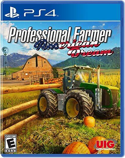 Professional Farmer American Dream (PS4)-thumb