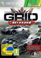 GRID Race Driver (XBOX360) Б/У-thumb