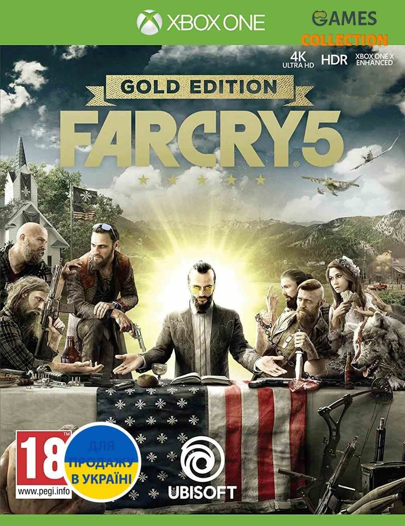 Far Cry 5: Gold Edition (Xbox One)-thumb