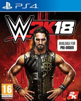 WWE 2K18 (PS4)-thumb