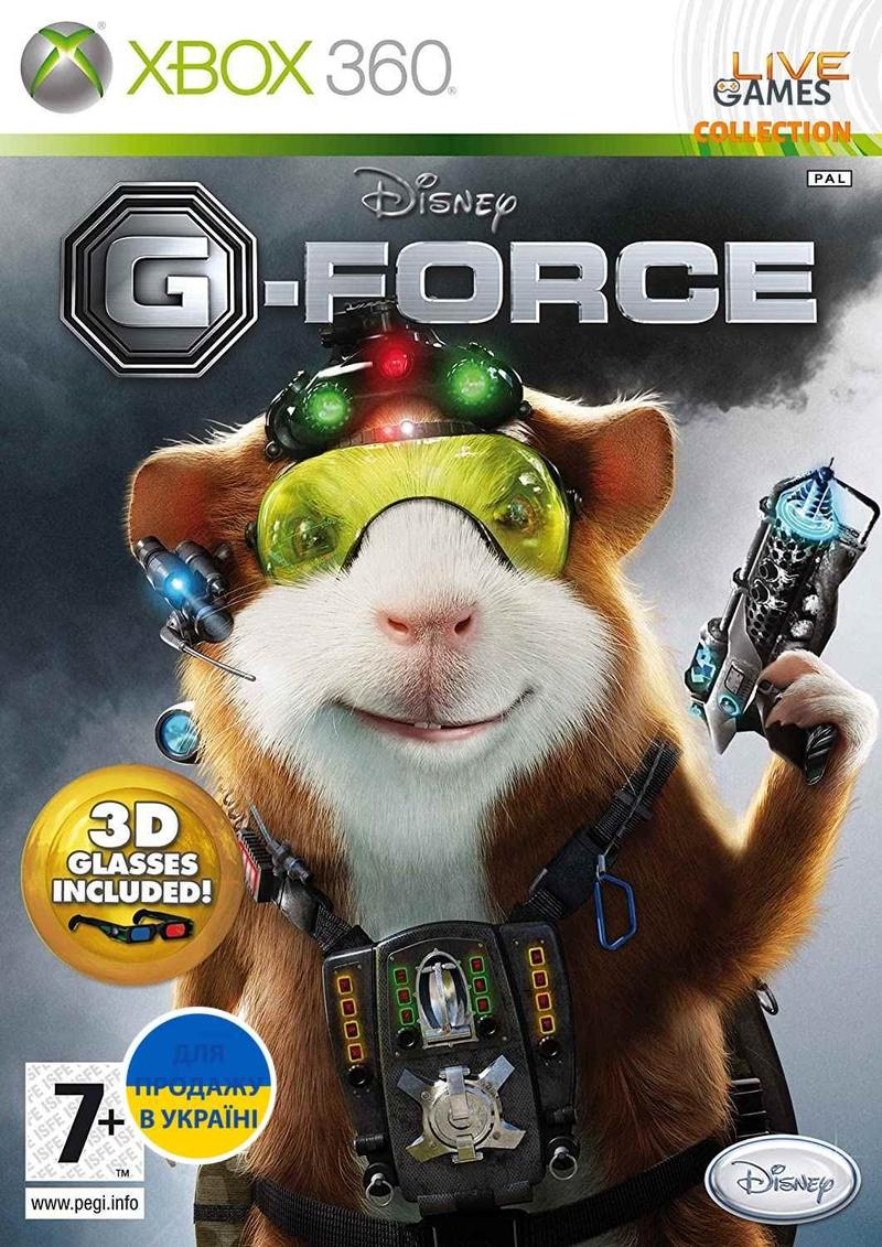 G-Force (XBOX360)-thumb