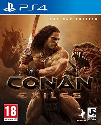 Conan Exiles Day One (PS4)-thumb