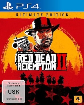 Red Dead Redemption 2 Ultimate Edition (PS4)-thumb