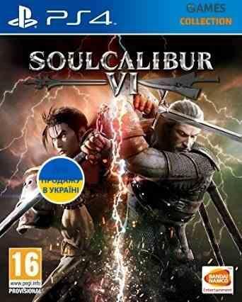 Soul Calibur VI (PS4)-thumb