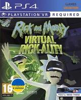 Rick and Morty Virtual Rick-Ality (PS4) (PSVR)-thumb