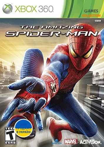 The Amazing Spider-Man (XBOX360) Б/у-thumb