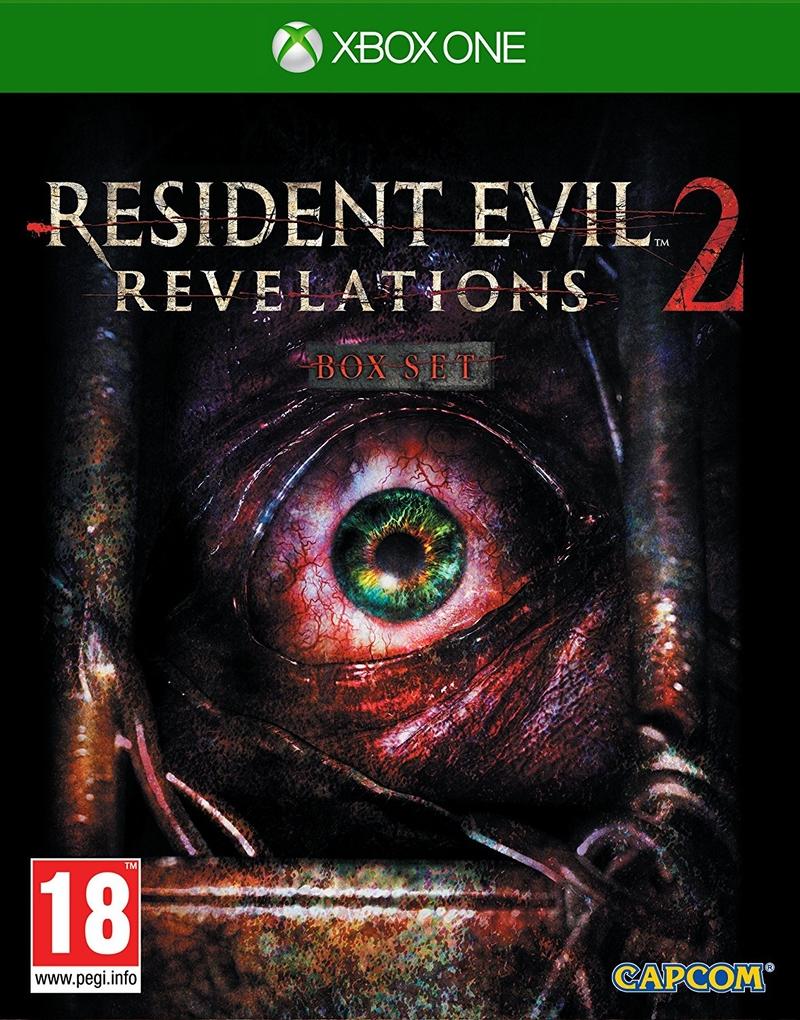 Resident Evil Revelations 2 (Xbox One)-thumb
