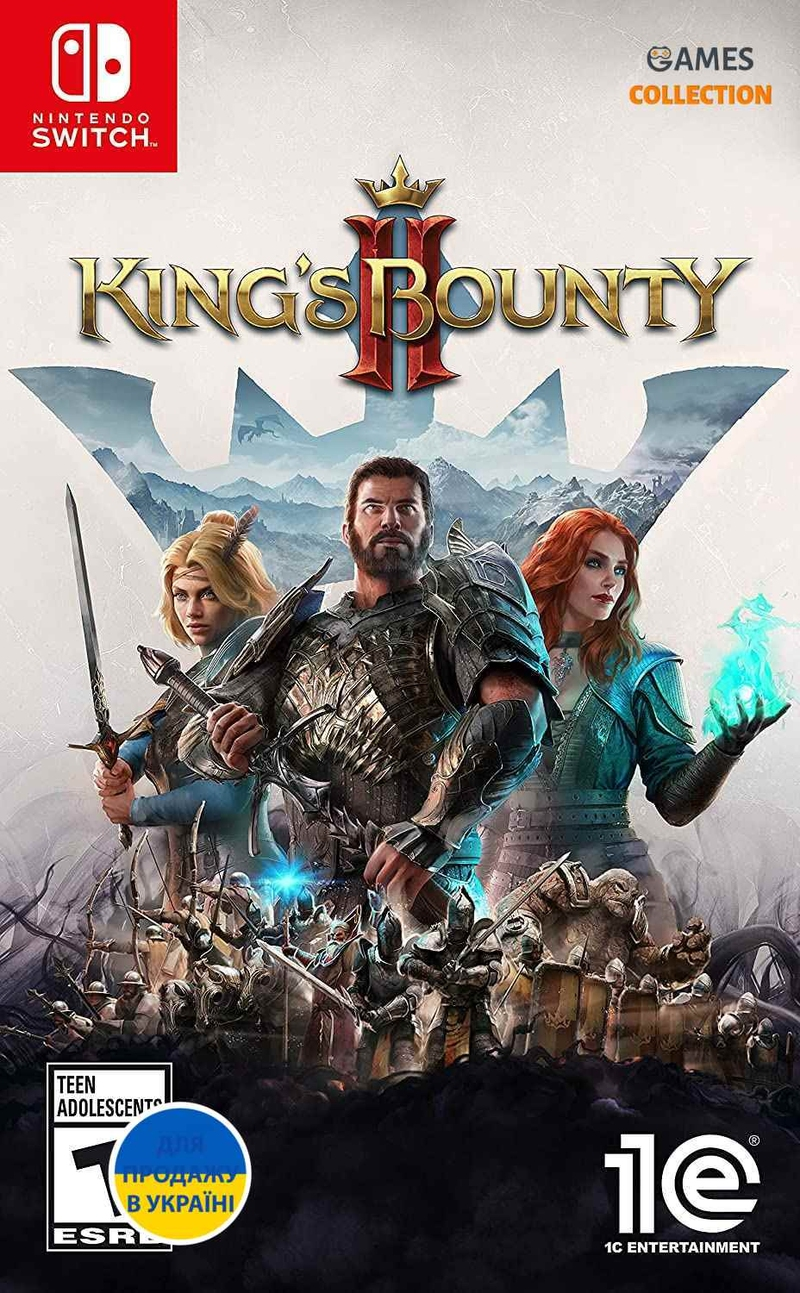 King's Bounty 2 (Switch)-thumb