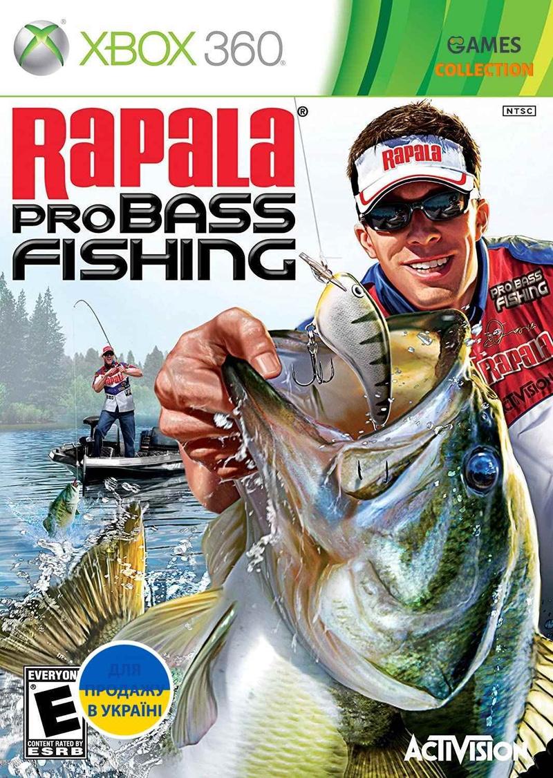 Rapala Pro Bass Fishing (XBOX360)-thumb