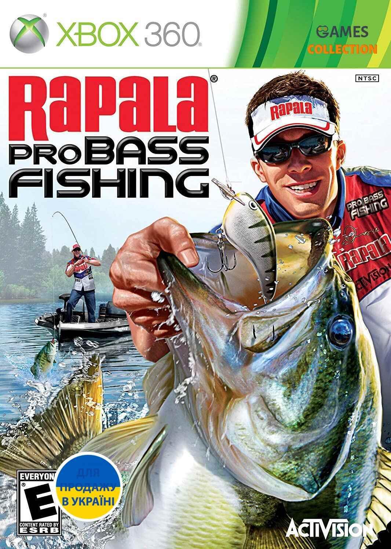 Rapala Pro Bass Fishing(XBOX360)-thumb