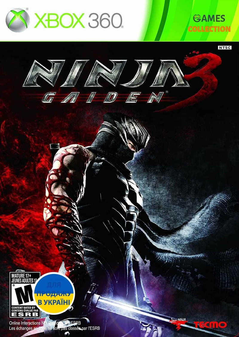 Ninja Gaiden 3 (XBOX360)-thumb