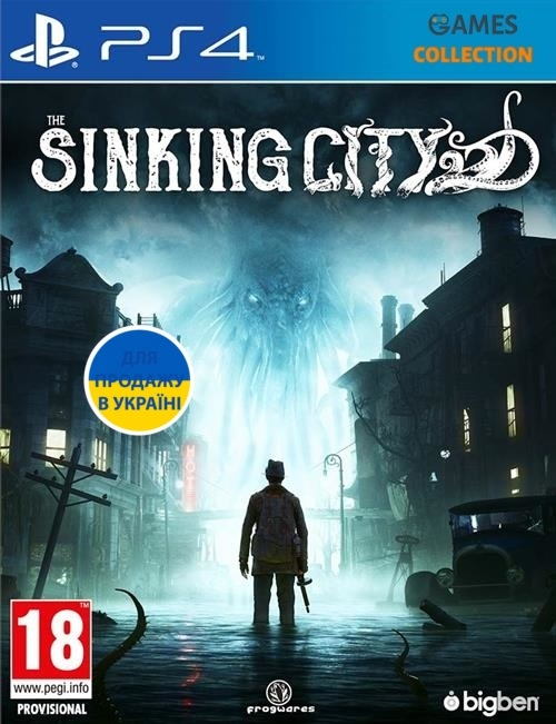 The sinking city (PS4)-thumb
