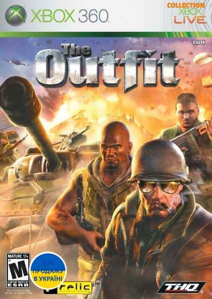 The Outfit (XBOX360)-thumb