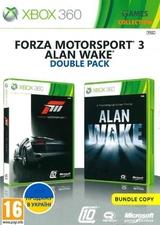 Forza Motosport 3/Alan wake (XBOX 360) Б/У-thumb
