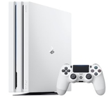Play Station 4 Pro 1TB (white)-thumb