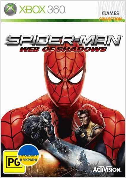Spider-Man: Web of Shadows (XBOX360)-thumb