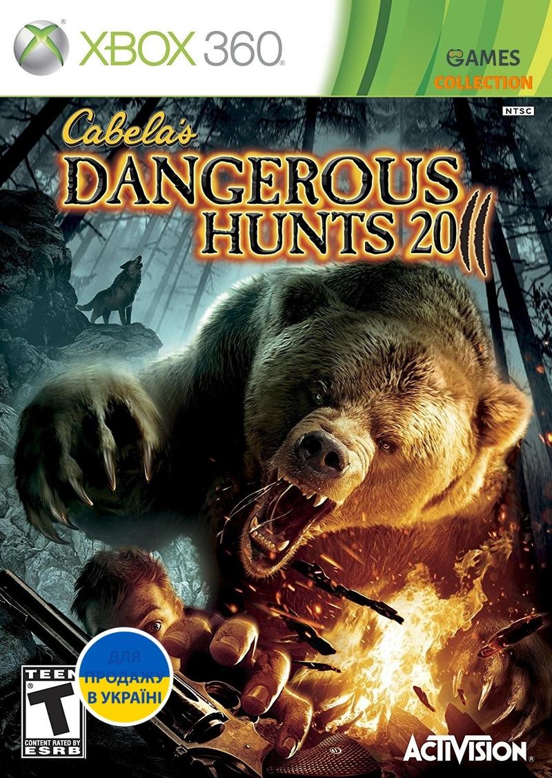 Cabela's Dangerous Hunts 2011 (XBOX360)-thumb
