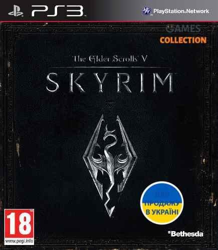 The Elder Scrolls V: Skyrim ENG (PS3)-thumb