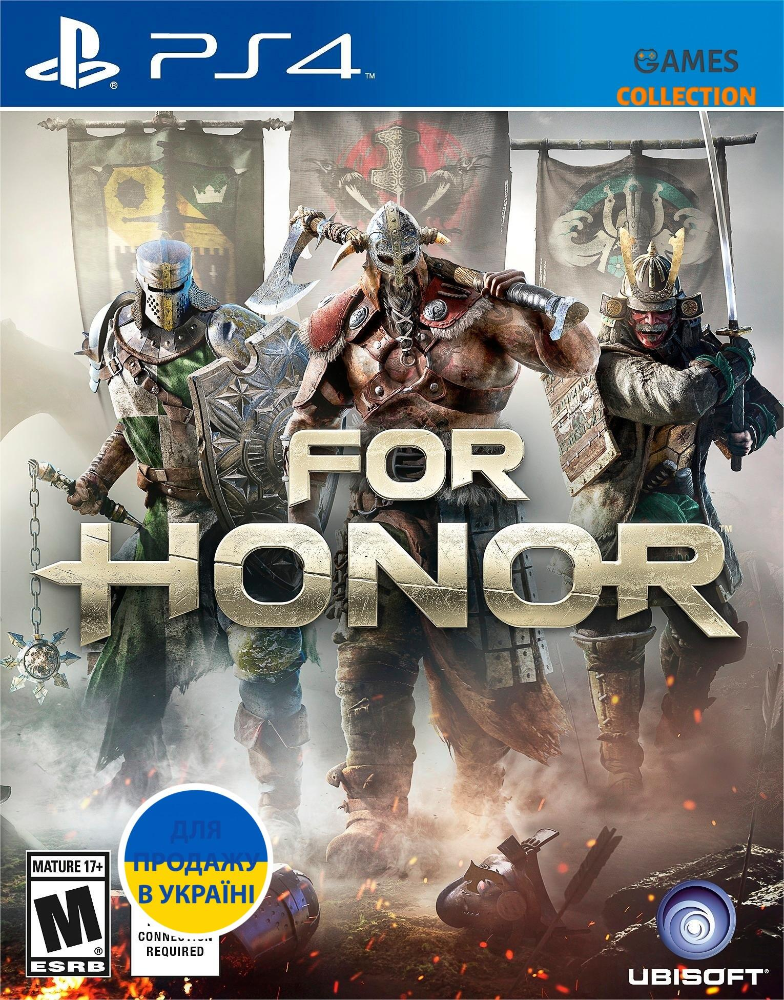 For Honor(PS4)-thumb