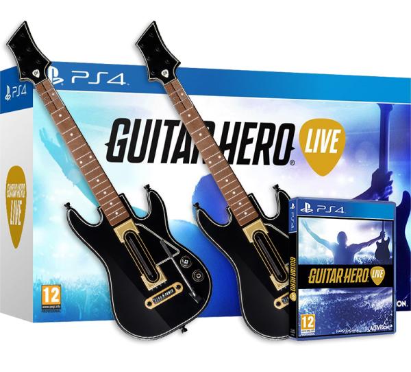 Guitar Hero Live Bundle (PS4)-thumb