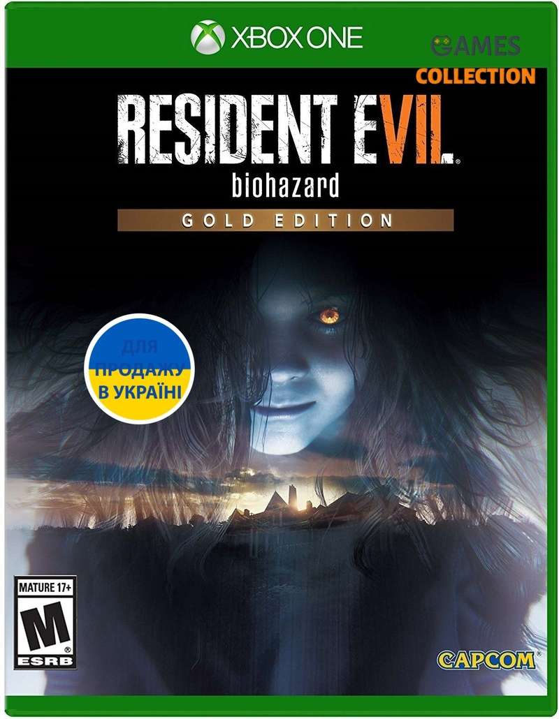 Resident Evil 7: Gold Edition (XBox One)-thumb